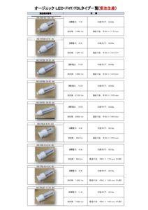 LED FHT FDLタイプ 受注生産