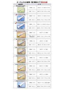 LED直管 特殊タイプ 受注生産